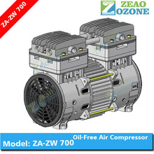 Portable air compressor,oilless air compressor pump for oxygen plant