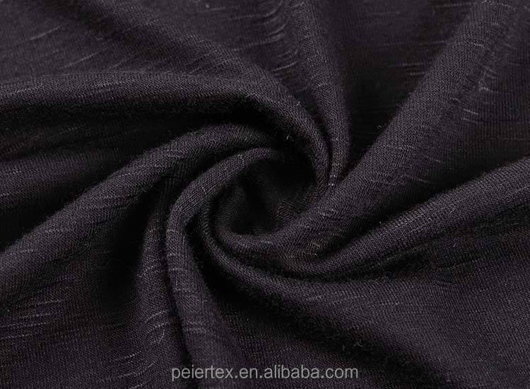 China Manufacturer Soft 100 Polyester 83% Nylon 17% Spandex Crepe ...