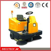 Vacuum street sweeper/road cleaning truck/electric wet floor cleaner/road sweeper brush
