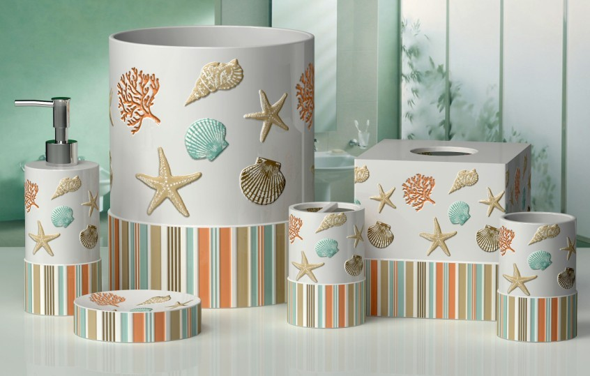 Seashell Bath Accessories, Seashell Bath Accessories Suppliers And  Manufacturers At Alibaba.com
