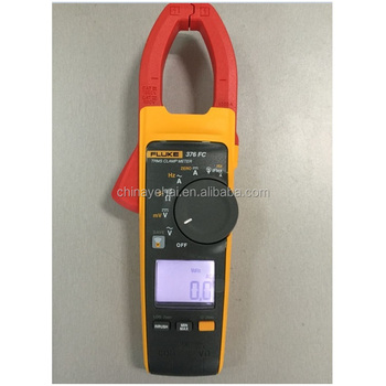 Fluke 376fc True Rms Ac/dc Clamp Meter With Iflex - Buy Fluke 376fc True  Rms Ac/dc Clamp Meter With Iflex,Fluke Digital Clamp Meter,True Rms Ac Dc
