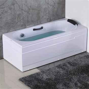 Direct Manufacturer 2 Sided Skirt Bathtub