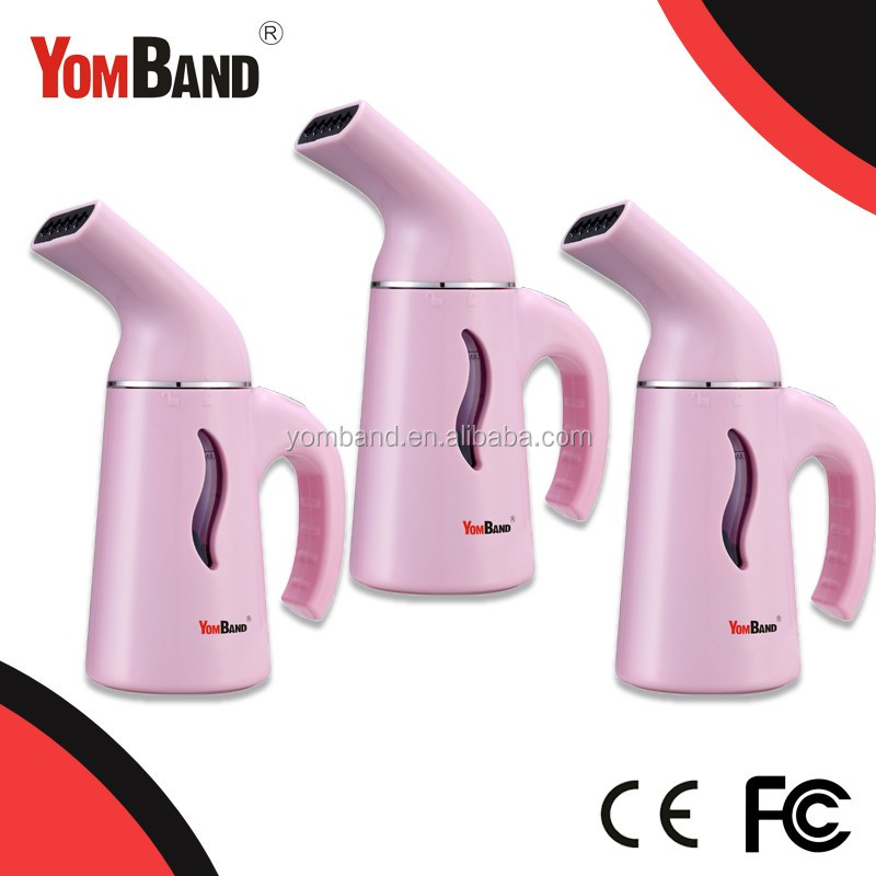 CE, ETL certificate mini potable travel clothes garment steamer