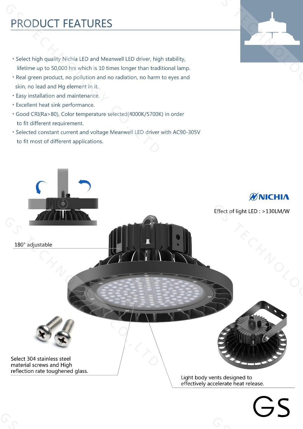 Led Enclosure Aluminum Lighting 200w Battery Powered Industrial ...