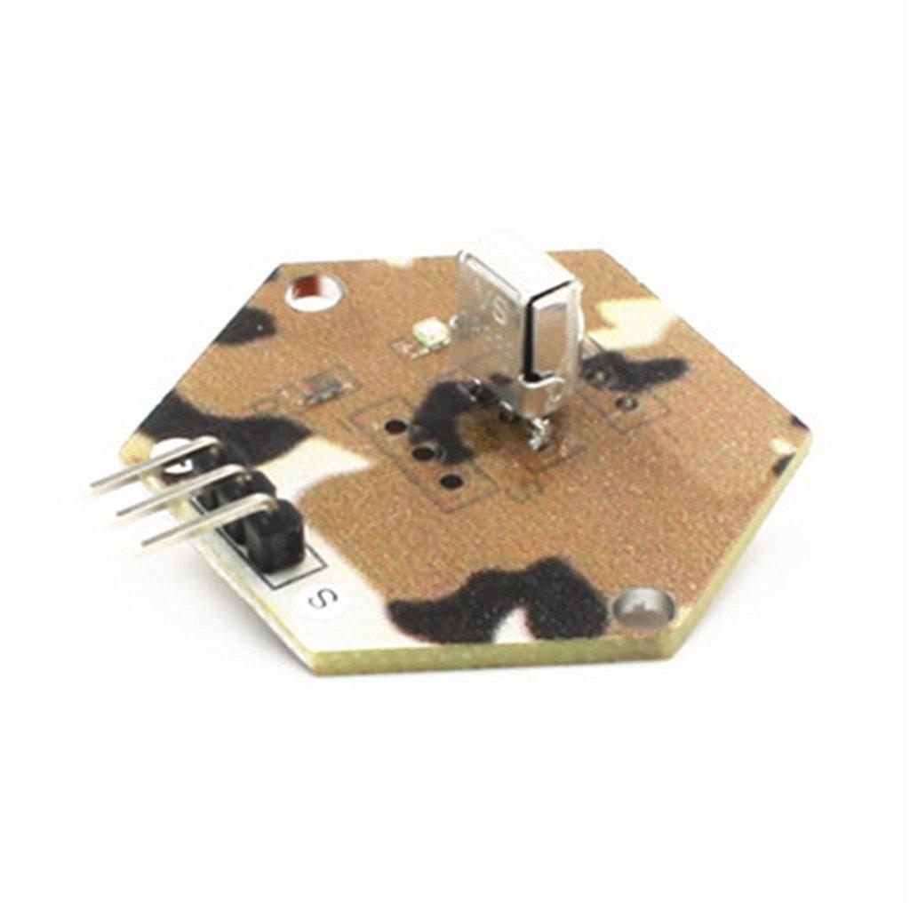 Aexit 10 Pcs Camera /& Photo Accessories Receiving 18M Infrared VS1838B IR Remote Controls Receiver Modules