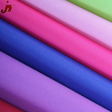 China factory waterproof coating pu 150d polyester oxford fabric for bag