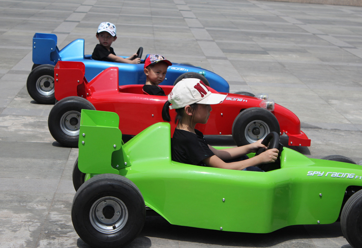Kids Racing Car For Children 3-8 Years Old - Buy Kids ...