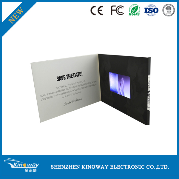 Electronics Advertising High Quality Paper Material Birthday Card ...