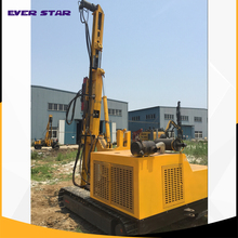 rotary drive hydraulic hammer piling rig small pile driver machine with high quality