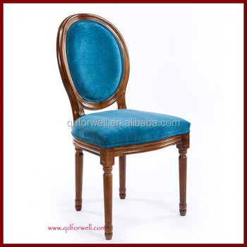 Genial Wholesale New Design Louis Chair Round Back Dining Chairs Transparent Purple  Ghost Chair