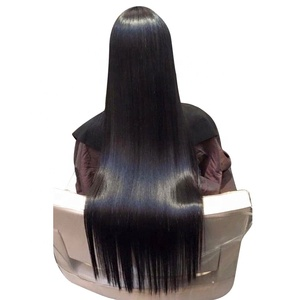 No tangle cuticle aligned virgin human hair vendors,super quality truscend hair,remi and virgin yaki straight human hair exports