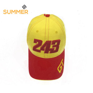 Custom Embroidery Logo Elastic Long Brim Golf Hat Back Fitted Baseball Cap with Bottle Opener