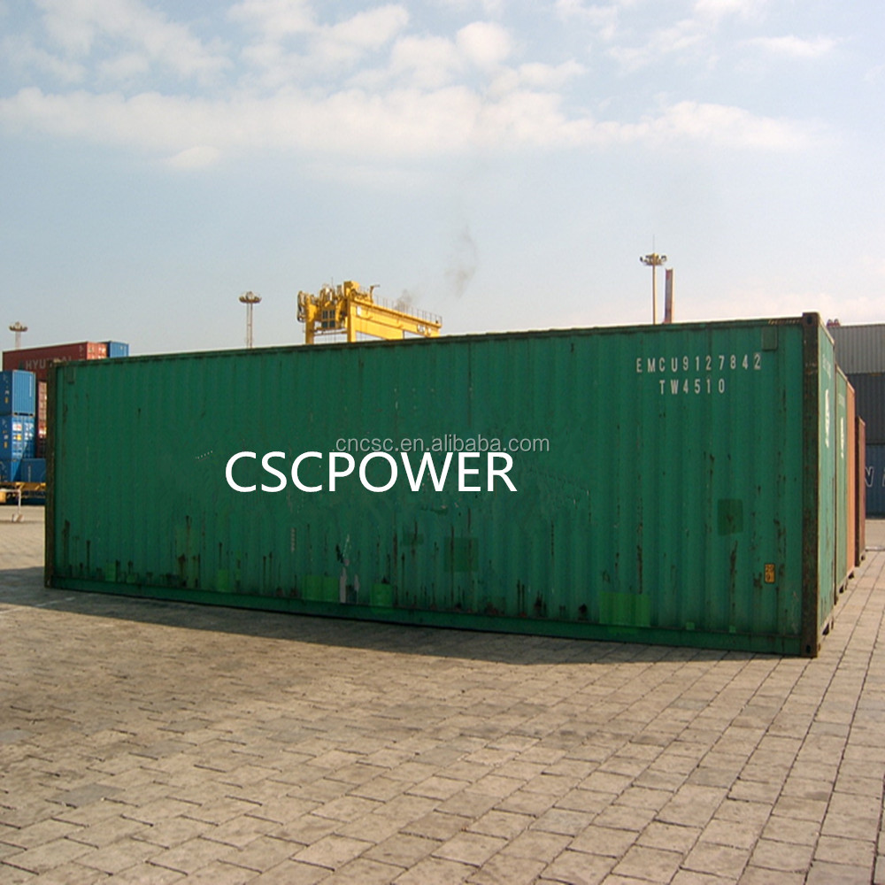 40ft used reefer shipping containers