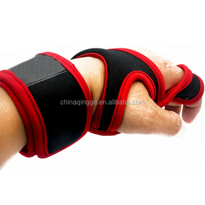 New Ventilated Weight Lifting Gloves Wrist Wraps Full Palm Protection Extra Grip gym weight gloves