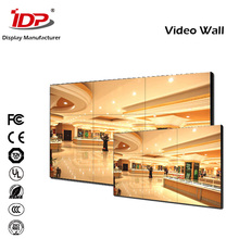 High contrast full HD ultra narrow bezel 55 inch 32 inch LCD video wall for advertising