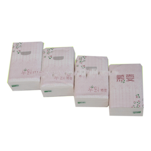 Promotional mini pocket tissue