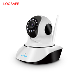 Hotsale Cheap Price 720P IR LED Night Vision Wifi IP Camera With Cloud Storage Security Camera Wireless