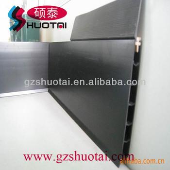 Plinthe En Aluminium Pvc Plinthe De Cuisine En Pvc Souple Buy