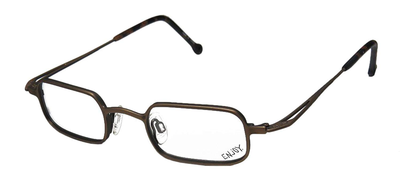 77f5b7ffbb Get Quotations · Enjoy 5545 Mens Womens Designer Full-rim Eyeglasses Eyeglass  Frame