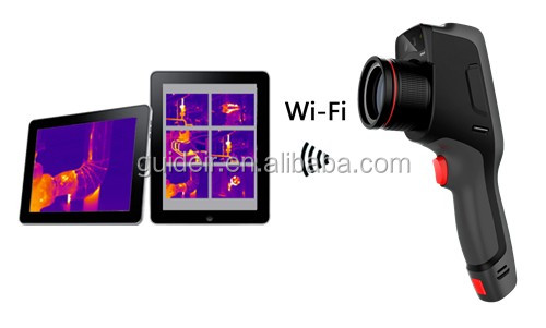Guide Intelligent thermographic Infrared camera D Series