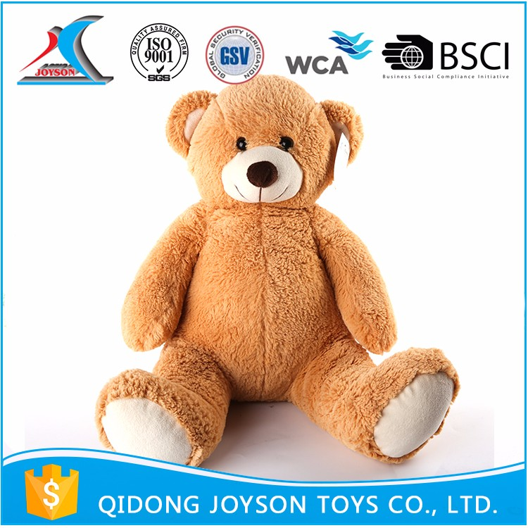New 100% Cotton Comfortable Plush Bear Teddy