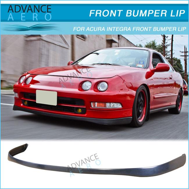 1994 1995 1996 1997 For Acura Integra Pu Front Lip Bumper