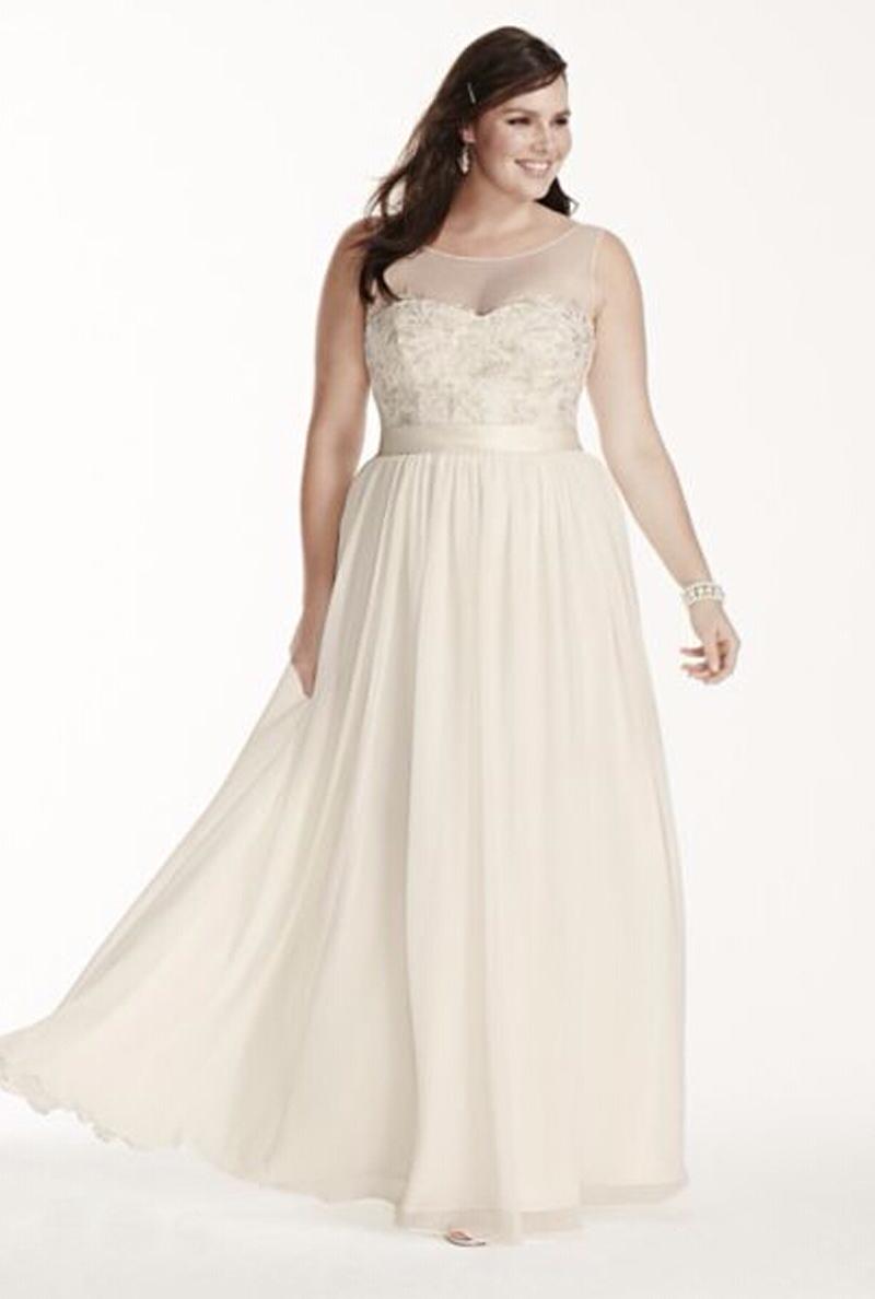 Cheap Illusion Dress Plus Size, find Illusion Dress Plus Size deals ...