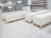 acrylic solid surface sheets , pure white artificial stone , Artificial Stone