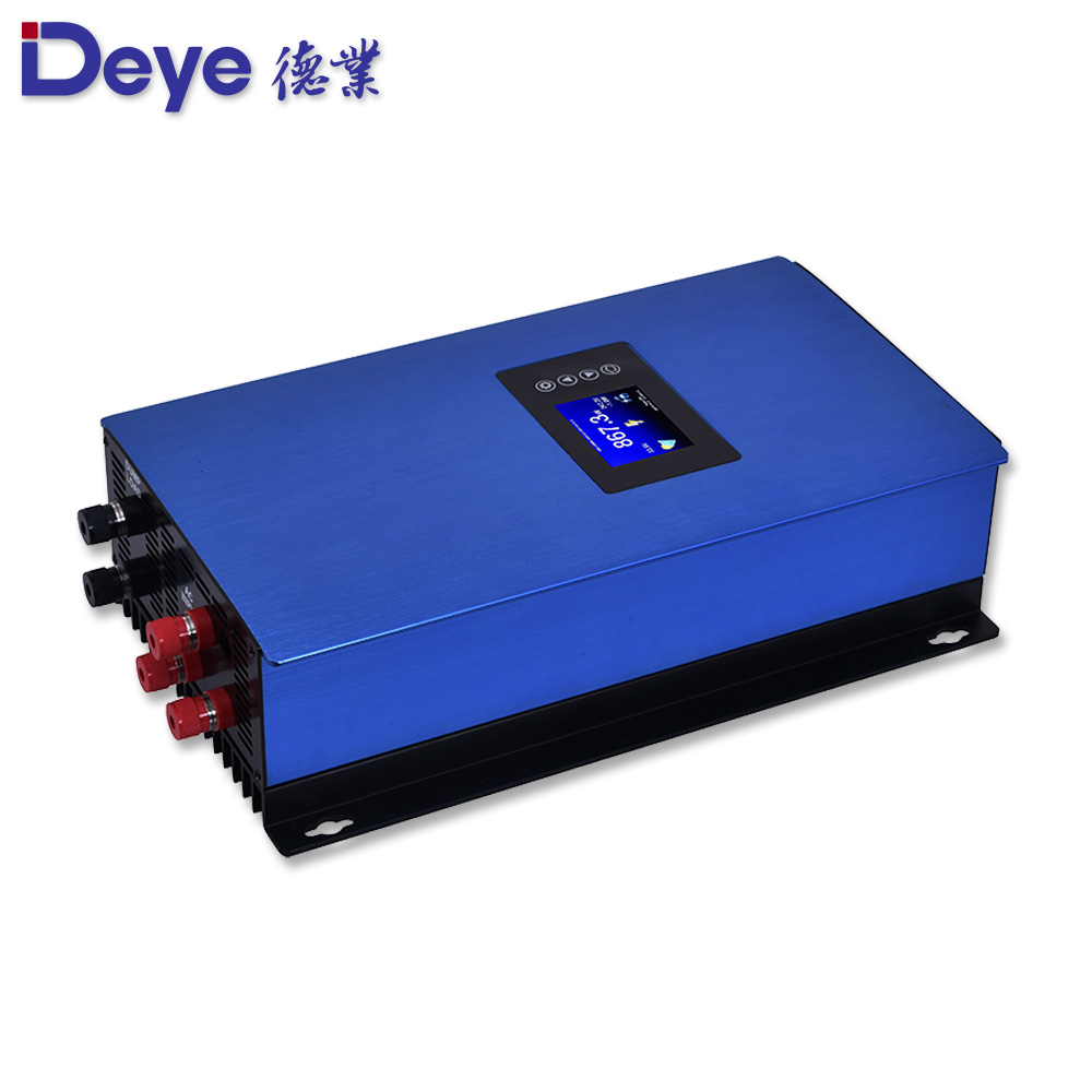 12 years manufacturer! 1000W wind power frequency conversion grid tie inverter for home use