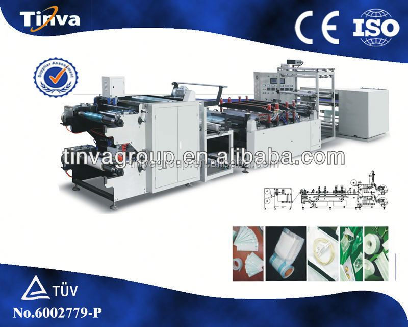 Machines Manufacturing Companies In China Tyvek Sterilization Roll ...