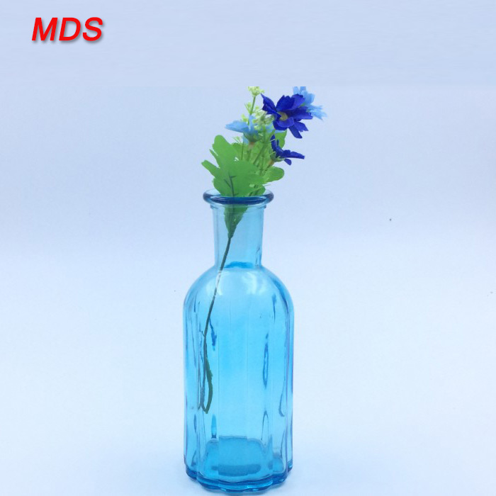 Tall slim expensive glass mexican vases price for decor