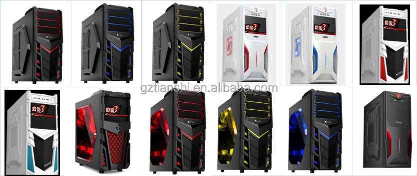 Factory Supply High Quality Computer Cases/ Computer Case Pc Cabinet