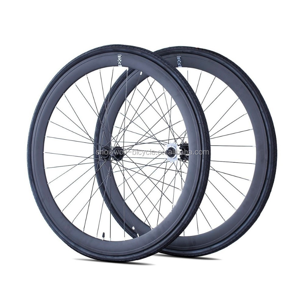 Chinese Cheap Carbon Road Bike Wheel,700c Carbon Wheel,Carbon ...