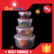Customized unique design cheap plastic containers for packing