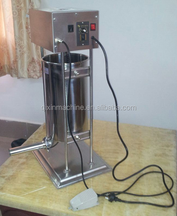 Hot sale 15l chorizo making machine electric used sausage hot sale 15l chorizo making machine electric used sausage stuffer sciox Images