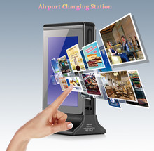 Restaurant Cell Phone Airport Charging Station