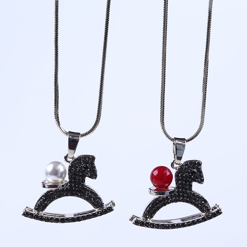 alloy pendant necklace costume jewelry