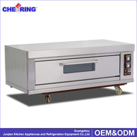 Factory promotion gas pizza oven/deck baking oven/used bakery equipment