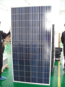 China manufacturer outlet 300W 36V Poly Solar Panel 300 Watts Module RV W/ 3FT MC4 , solar panel kits for home solar systems