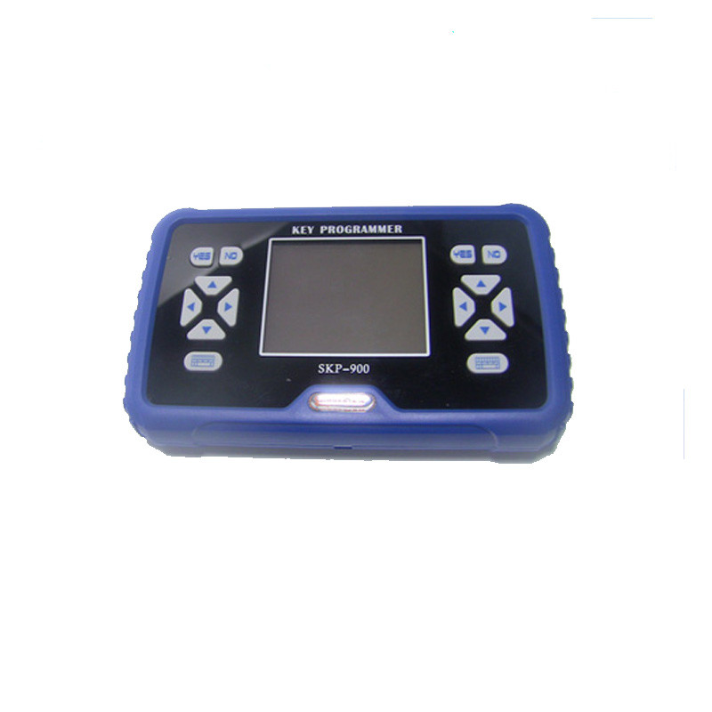 New hand-held key duplicating machine SKP-900 Key Programmer OBD2 Smart car key copy tool