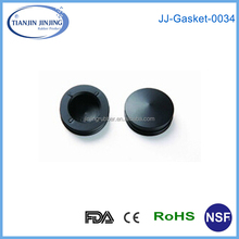 nature rubber gasket for disposable syringe
