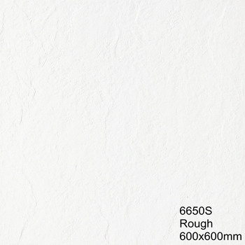 Super White Rough Tile With Line Stone Grains For Floor