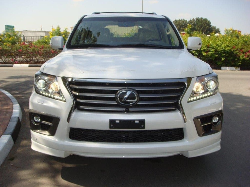 New Cars In Dubai Lexus Lx570 Sport Buy New Cars Export From