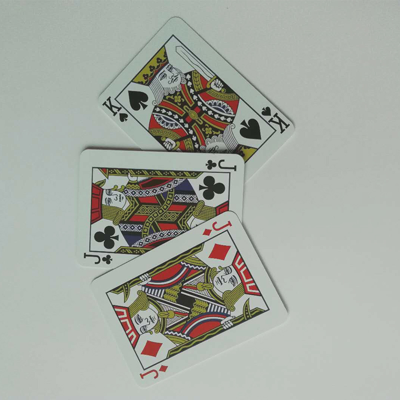 NFC HF ISO 14443A 15693 casino Rfid playing poker kaart met chip