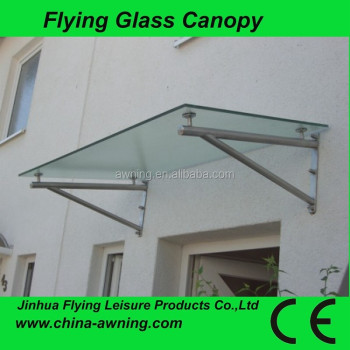 Glass Awnings Canopiespolycarbonate Door Canopy