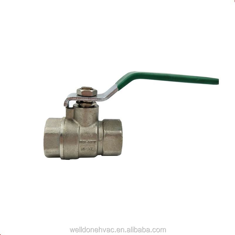 water pressure regulator 90 degree brass lockable ball valve