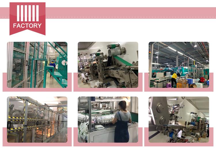 Commercio all'ingrosso di alta capacità di assorbimento usa e getta a buon mercato pannolini per adulti