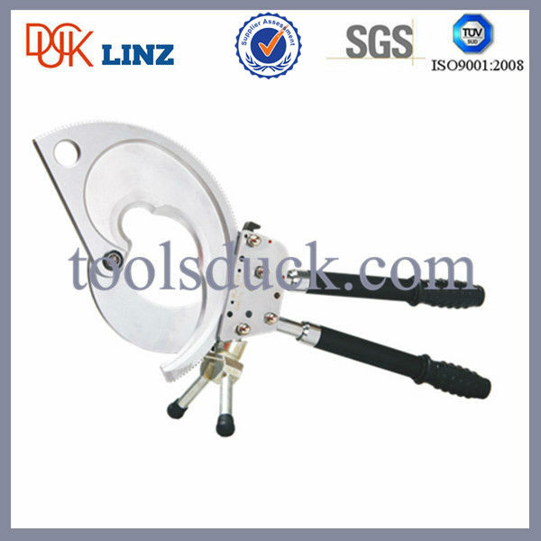 famous brand duck XLJ-120A Hand mechanical armored cable cutter tool