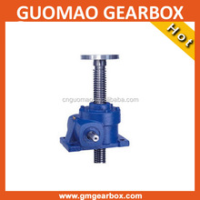 Yantai worm gear small scissor screw jack