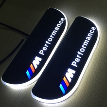 Logo size customize led door sill scuff plate supply quality door sill plate